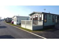 STATIC CARAVAN FOR SALE ON 12 MONTH HOLIDAY PARK IN MORECAMBE