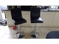 Bar stools pair