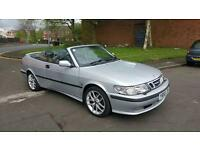 2001 SAAB 9-3 2.0L PETROL TURBO 12 MONTHS MOT FOR SALE
