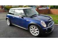 2004 MINI COOPER S NO SWAPS