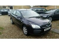 ford focus lx 2006 1.6 HPI CLEAR Good condition