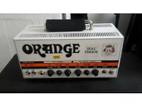 ORANGE DUAL TERROR GUITAR AMP + Original Bag & Footswitch