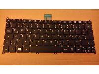 Acer V5-171 German keyboard/Deutsch tastatur also for V5-131 or V5-121