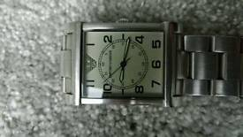 Genuine Armani metal bracelet Watch, great condition.
