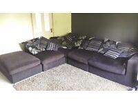 Dfs 5 seater corner sofa