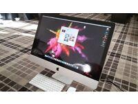 "Apple Imac 27"" I3 3.2GHz QUAD CORE + 1TB, 8GB ram, Logic Pro, Final Cut, Microsoft. Computer"