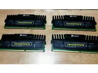 Corsair vengeance DDR3 8gb memory pc