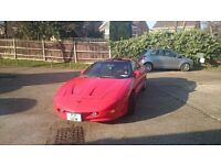 "1997 Pontiac Firebird 3.8L v6 200bhp american ""classic"" car"