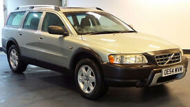 2005 54 VOLVO XC70 2.4 D5 SE AWD 5D AUTO DIESEL*FSH**PART EX WELCOME*FINANCE AVAILABLE*WARRANTY