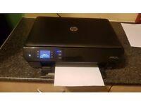 HP ENVY 4500 PRINTER ALL IN ONE PRINT SCAN WIFI COPY PHOTO WIRELESS