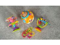 Baby's toy bundle