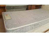 Single Deluxe Fully Sprung Mattress