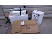 Heat sealer 200 mm plus bags