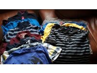 Bundle of boys clothes, size med 14-16yr old