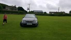 Mercedes e220 cdi classic 2005