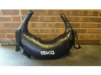 Bulgarian Sandbag 15KG unwanted gift as New condition