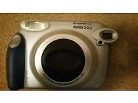 instant camera fuji film instax 200