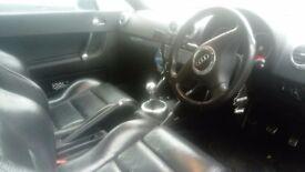 Audi TT quatro swap for van or sell