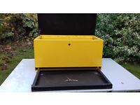 Tool safe with docking station for vehicle, garage or workshop
