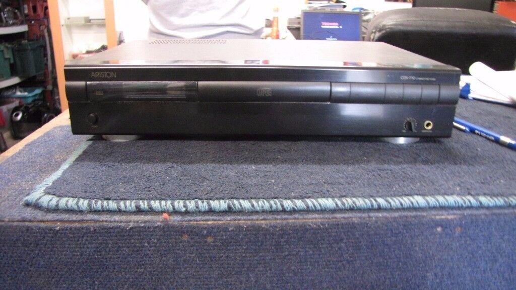 ARISTON CDX710 CD PLAYER.