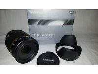 Tamron AF 18-270mm f/3.5-6.3 Di II VC for Nikon DSLR Cameras