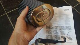 K&N 57i induction kit air filter
