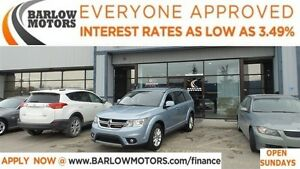 2013 Dodge Journey SXT/Crew*EVERYONE APPROVED* APPLY NOW DRIVE N