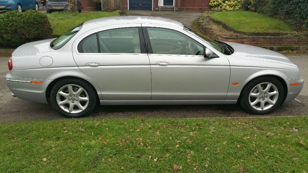 Jaguar s type 2.5 v6 automatic