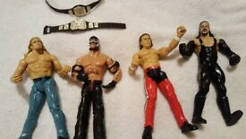 wrestling figures for sale