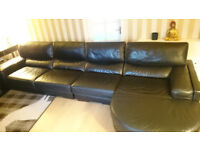 Sofa sectional suite