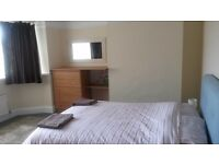 Large Double room on seafront