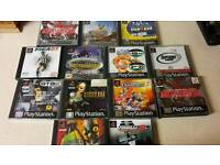 Ps1 or playstation one games