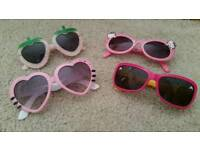 Bundle of girls sunglasses - £1 for all. Collection Llanedeyrn
