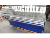 Serve Over Counter Display Fridge Meat Chiller 205cm (6.7 feet) ID:T2222