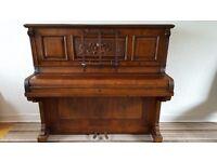 J White & Sons Upright Piano £150 (Edinburgh)