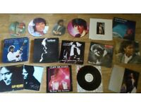 63 x cliff richard collection LP's / 12 / tour prog / calendars / box sets / picture discs /