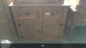 WOODEN CABINET - PLUS WAREHOUSE FULL OF FURNITURE