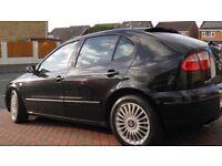 Seat Leon Cupra 180 6 Speed Manual Low Mileage Full Leather Seats