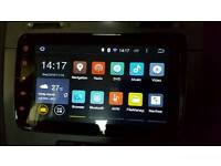 Golf head unit android