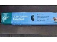 New Quest Traveller Toilet Tent