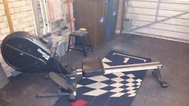 Reebok Edge Rowing Machine - REDUCED