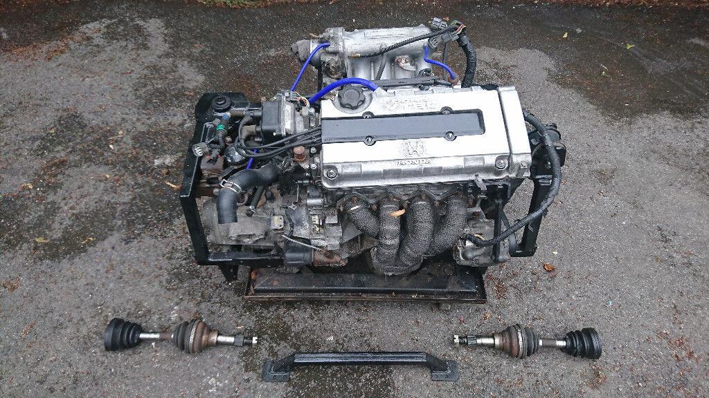 Honda B16a Vtec Classic Mini Conversion Kit In Harrogate North
