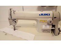 Genuine JUKI DDL-8100e INDUSTRIAL LOCKSTITCH SEWING MACHINE & ENERGY MOTOR