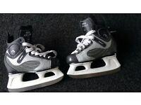 Ice skates ccm external size 33