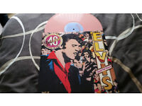 ELVIS PRESLEY 40 GREATEST HITS - 2 LPS - Special Pink Pressing Vinyl Record
