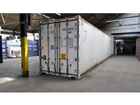 Cold Storage 40 Feet Container & Self storage is Available cheap prices ***