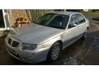 Rover 75 1.8 Automatic Gold 71k Miles Great Condition
