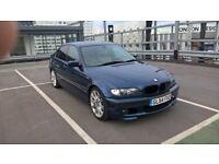 BMW 330D M SPORT E46 AUTO