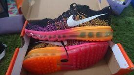Women's Nike Flynit Max UK6