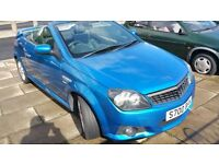 Beautiful convertable vauxhall tigra exclusive edition,leather heated seats,private plate,bargain!!